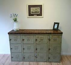 Pottery Barn Locker Dresser Best 25 Vintage Lockers Ideas On Pinterest Locker Storage