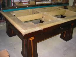 Antique Brunswick Pool Tables by 1923 Brunswick Bbc Regina Carom Table Fs Azbilliards Com