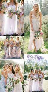 watercolor bridesmaid dresses 20 fabulous watercolor wedding ideas including invitations