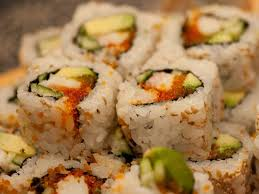 cuisine of california honors the creator of the california roll smart