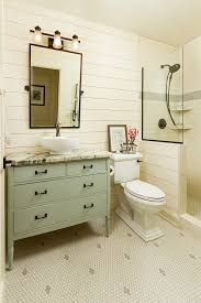 Farmhouse Wall Sconce Minneapolis Bathroom Vanity Mirrors Farmhouse With Shiplap