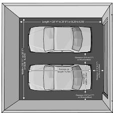 16 3 car garage door dimensions average 2 car garage dimensions