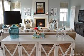 Designed To Dwell Home Tour The Family Room - Pretty family rooms
