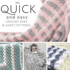 knitting pattern quick baby blanket beautiful skills crochet knitting quilting 30 quick and easy