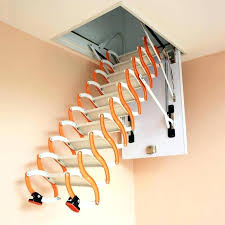 retractable stairs enough power semi automatic retractable attic