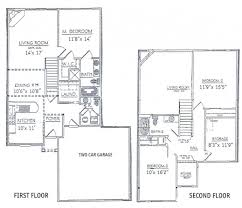 5 bedroom 2 story house plans 2 story modern house plans with basement exciting two home design