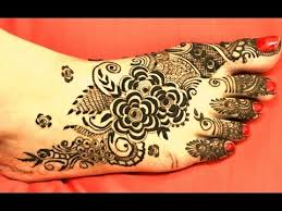 beautiful simple gulf mehndi designs for legs henna by