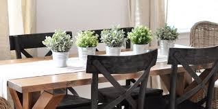 dining table arrangements when decor for dining tables occur boshdesigns