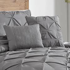Queen Sized Comforters Comforter Set Queen Size Bedding Grey Germain 7 Piece Reversible