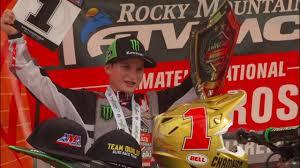 ama motocross championship 2017 ama amateur national motocross championship team green