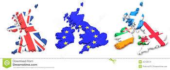 map uk ireland scotland uk states and ireland flags stock illustration image 25158274