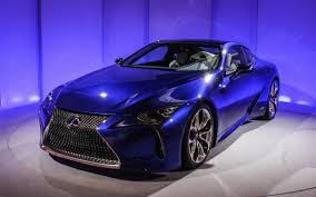 purple lexus hybrid lexus lc 500h to debut at geneva fit my car journal