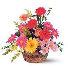 basket arrangements send flowers basket arrangements in mumbai india