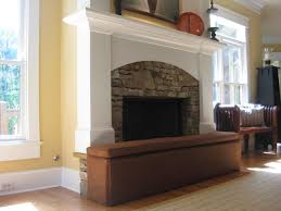 childproof your fireplace hearth and enhance your home décor with