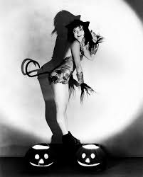 vintage black and white halloween images vintage pin up halloween costumes rebelcircus com