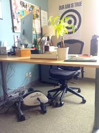 are under the desk bicycles the next standing desk portland monthly
