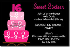 top 12 16th birthday invitations theruntime