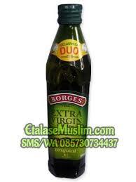 Minyak Evoo Untuk Bayi jual borges olive 500 ml etalase muslim