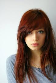 feather layered haircut to rock the side swept bang o long wavy hair cut in jagged layers