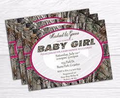 camo baby shower invitations camo baby shower invitations ebay