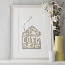 new house gifts shrewd new home gifts personalised gift print for mum by allihopa