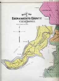 Sacramento Ca Zip Code Map by Sacramento City U0026 County Genealogy Databases