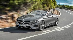 mercedes convertible review the new mercedes benz s500 cabriolet top gear