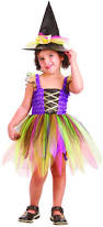 pink witch costume girls rainbow witch costume for girls vegaoo
