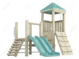 jeux en bois pour enfants structure de jeux en bois avec rampe d u0027escalade corde et