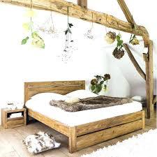 decoration chambre nature deco chambre nature decoration chambre lit stockholm en bois de