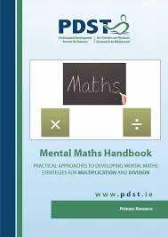 mathematics pdst