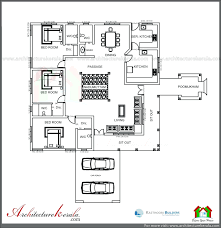 traditional floor plan architecture kerala traditional house plan with nadumuttam and