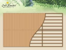 deck designs cali bamboo greenshoots blog