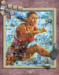 sport mural wall murals you ll love sport kids wall mural wallpaper ideas 13019