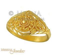 baby girl rings images Baby girl gold ring bjri3387 22kt baby girl gold ring with jpg