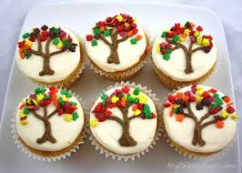 Fall Tree Decorations Top 10 Diy Cupcake Fall Decorations Top Inspired