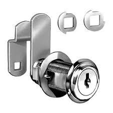 cabinet keyed cam lock disc tumbler cam lock 1 3 4 nickel key c8060 14a c346a cabinet