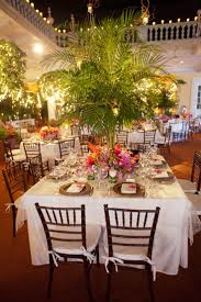 Wedding Reception Centerpieces 46 Best Wedding Greenery Palms Images On Pinterest Wedding