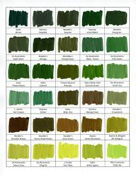 Greenish Gray by 30 Green Inks Reviewed Part 1 Introduction And Swabs Ink