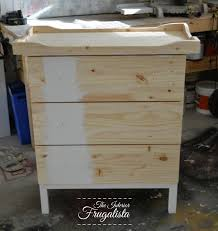 Ikea Changing Table Hack Ikea Tarva Change Table Hack And A Baby Shower The Interior