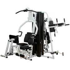 Home Gym by Body Solid Double Stack Home Gym Walmart Com