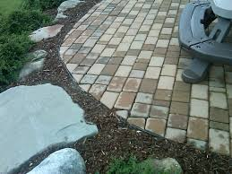 Sealing A Paver Patio by Brick Pavers Canton Plymouth Northville Novi Michigan Repair