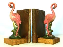 animals antique bookend shoppe