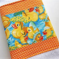 Duck Bathroom Decor Children U0027s Towels U2013 The Cotton Haven