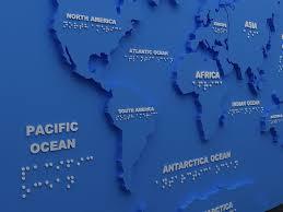 3d printable model world map cgtrader