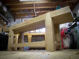 Woodworking Bench Plans Patterns by 171 Best Workbench Ideas Images On Pinterest Woodworking