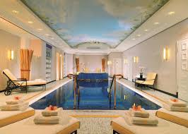 In Door Pool 24 Hotels With Spectacular Indoor Pools Luxury Accommodations