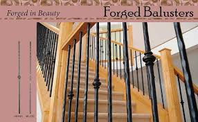 Premade Banister Stair Parts Custom Stair Parts Custom Iron Works