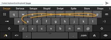android swype keyboard android customization choosing a default keyboard and changing