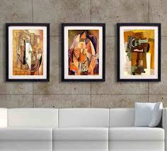 manificent decoration framed wall art for living room amazing